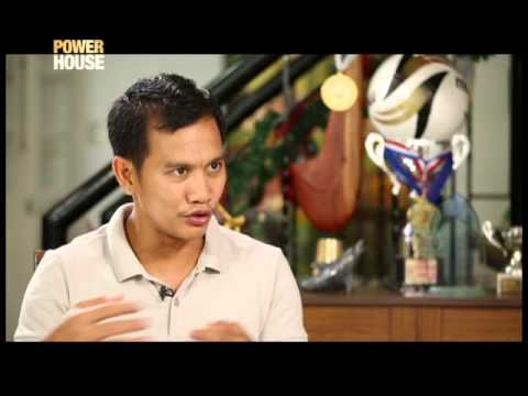 Chieffy Caligdong of the Azkals recalls his humble beginnings | Powerhouse