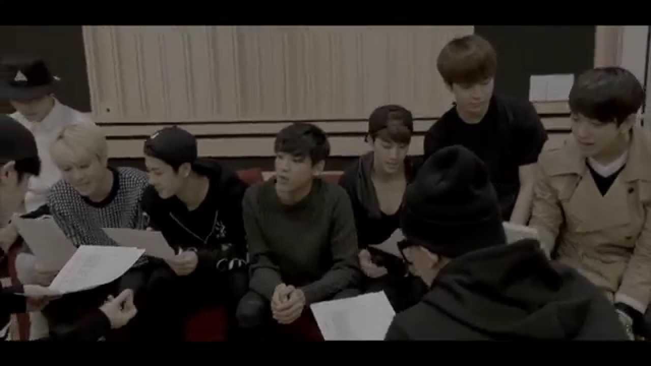 [가족사랑의날] B1A4 (비원에이포) & GOT7 (갓세븐) - 패밀리 (Family) M/V (뮤직비디오) Making Film (메이킹필름)