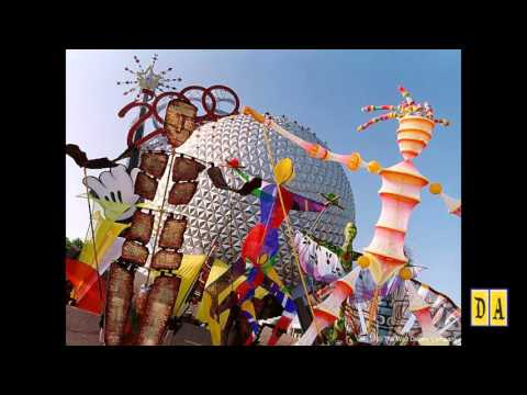 Epcot's Tapestry of Nations Music Loop - DisneyAvenue.com