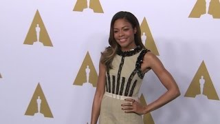 Naomie Harris on having Oscar speech ready