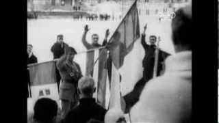 Les 1er Jeux Olympique d'Hiver - Chamonix (France) 1924.