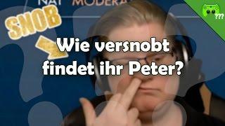 IST PETER EIN SNOB? 🎮 Frag PietSmiet #660