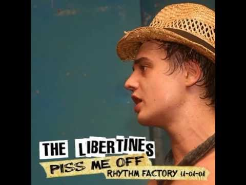 The Libertines - Another Girl, Another Planet (Piss Me Off) (Feat Peter Perrett) Live 14.04.04