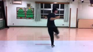 ad libで踊ってみました。 Rain / Che'nelle Dance / Ryuji.