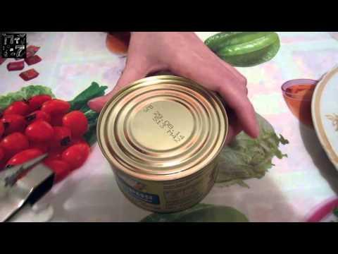 Суп со скумбрией в томатном