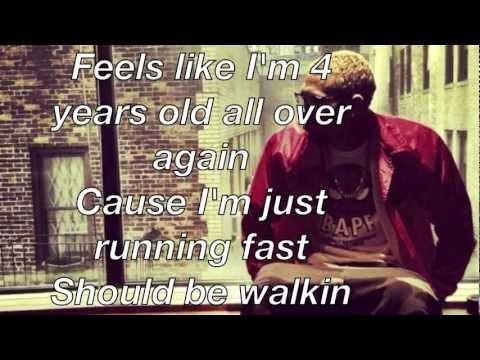 Chris Brown 4 years old Lyrics