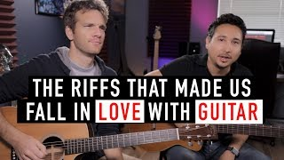 The Riffs That Made Us Love Guitar