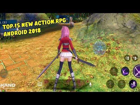 15 Games Android Action RPG  Terbaru Terbaik I Top New Action RPG  Android 2018
