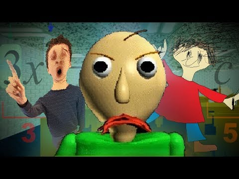 Baldis Basics in Education & Learning (Educational Horror Game)