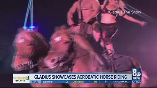 Gladius the Show debuts at South Point Hotel