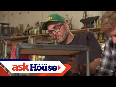 WEB EXCLUSIVE: Sliced Twig Table (The DiResta Cut) | Ask This Old House
