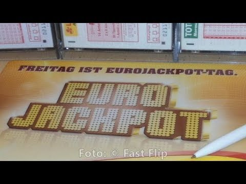 Aktuelle Eurojackpot