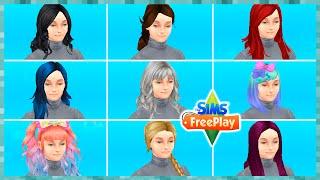 The Sims FreePlay: PENTEADOS DE BUTIQUE #21