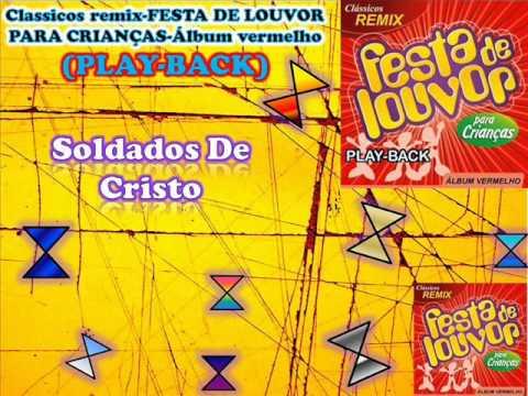 musica soldadinho de cristo cristina mel playback