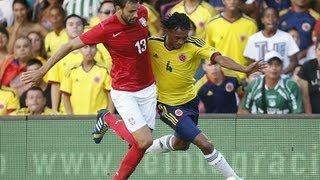 Colombia 1 - 0 Serbia / 14-08-2013 / Amistoso Internacional / Fecha FIFA
