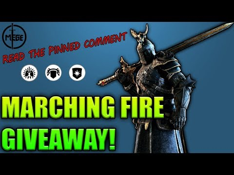 [FH] MARCHING FIRE GIVEAWAY - Warden Breach Gameplay, SO CLOSE!