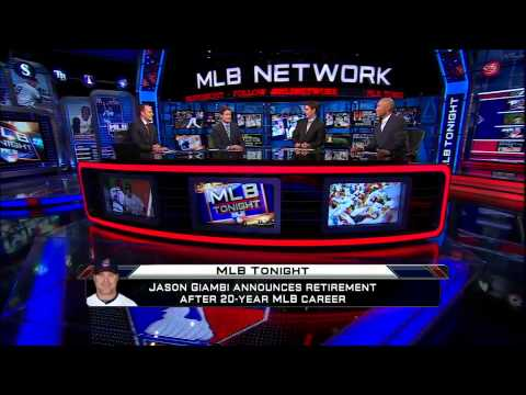 MLB Tonight: Giambi