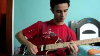 Cacá Barros - Eu, lázaro 1a parte do solo Cover Juninho Afram