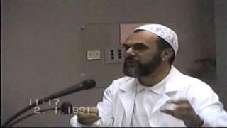 Prof. Mahmud Esad Coşan - Monash Universitesi Aile Kamp Sohbetleri #6 02-01-1991