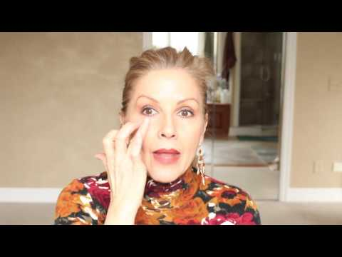 A Mature Woman's Updated Skincare Routine Night!