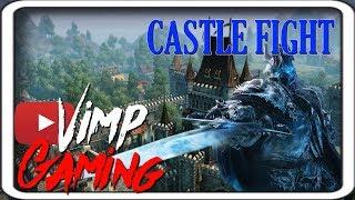 Warcraft 3 | Castle Fight | The Legendary Lich KING!
