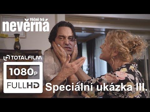 Věčně tvá nevěrná (2018) ukázka Rašilov, Cibulková, Vlasáková
