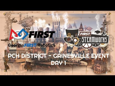 Peachtree District Gainesville Qualifier - Day 1 - Saturday