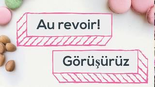Fransızca Öğreniyorum | Fransızca Dersler Ünite 1