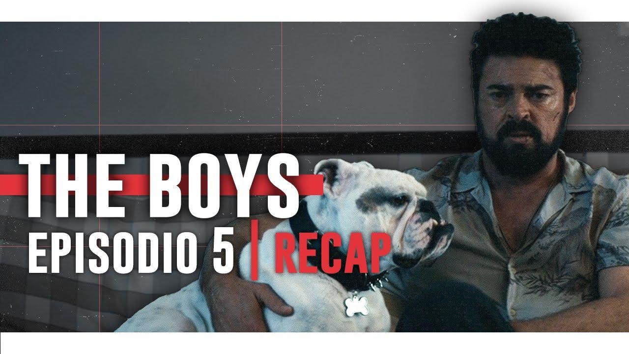 THE BOYS: ¡STORMLANDER ES REAL! | ANALISIS EPISODIO 5 - TEMPORADA 2 (SPOILERS)