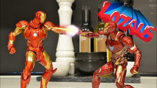 IRONMAN Stop Motion Action Video Part 10 Trailer