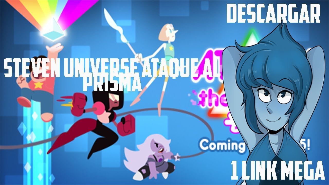 Descargar Steven Universe Ataque Al Prisma 1 Link Mega Español Youtube
