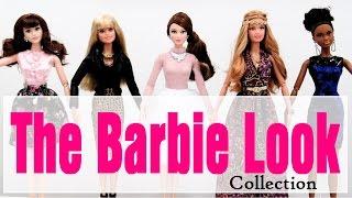 """Minha Coleção """"The Barbie Look"""" Todos os Detalhes"""