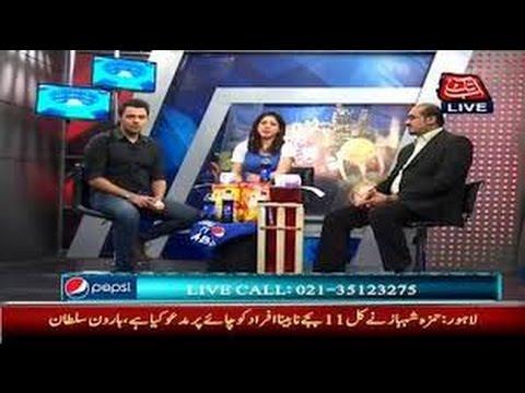 Benaqab on Abb Takk 13th November 2015