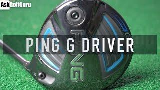 Ping G Driver