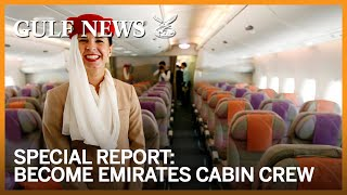What it takes to become Emirates cabin crew