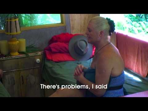 Kim Dishes The Dirt On Aggie | I'm A Celebrity... Get Me Out Of Here!