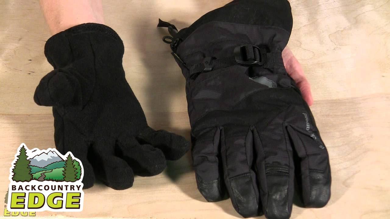 Black diamond virago gloves - Black Diamond Virago Gloves 33