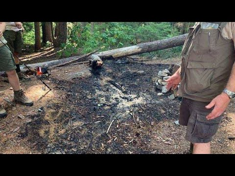 Nard - #GoodNews: Boy Scouts Use Water Bottles To Put Out Wildfire