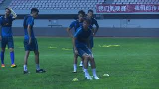 Shijiazhuang Ever Bright F.C. Motivation Film, August 5 - 2017