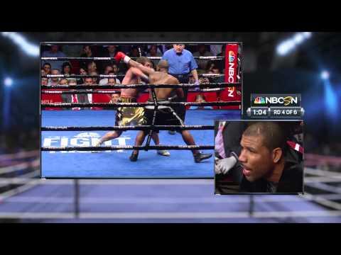 Mike Lee vs Peter Lewison HIGHLIGHTS 2014