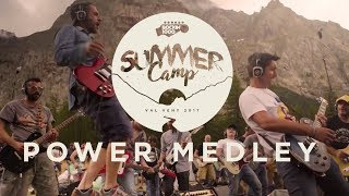 Rockin'1000 Summer Camp   Power Medley