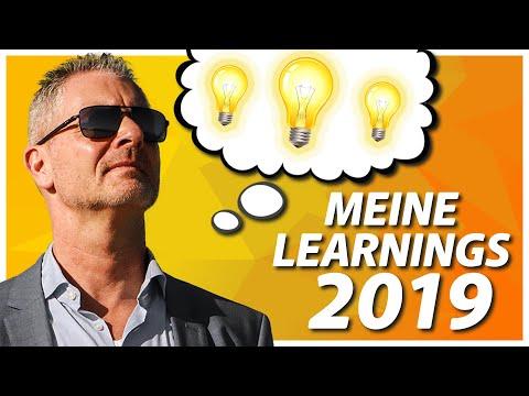 Jahresrückblick 2019 - Meine größten Learnings
