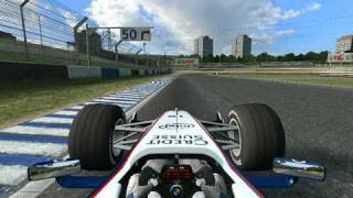 Live for Speed 56.49 Blackwood BMW Sauber F1