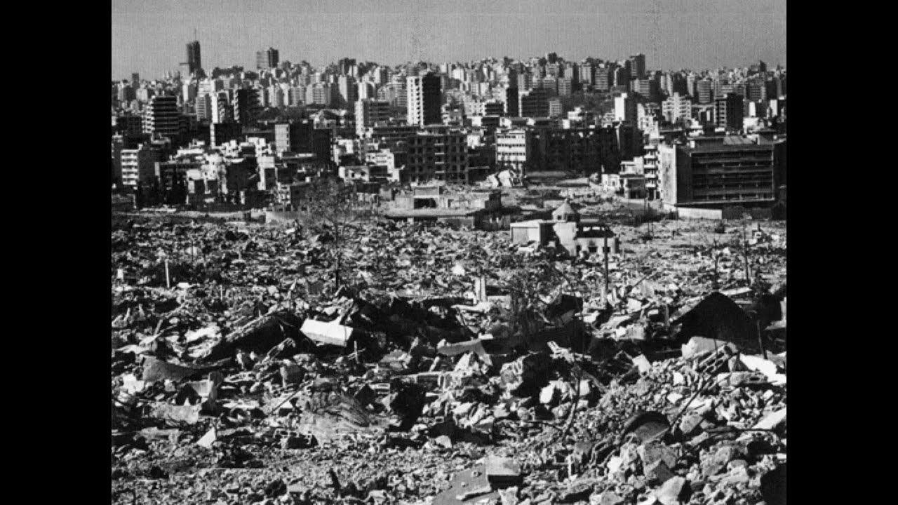 article sur chicago guerre au liban
