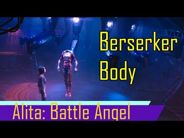 Alita Battle Angel: Alitas Connection to Her Body (My thoughts) - SPOILERS