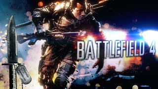 BATTLEFIELD 4: Exclusive PC Gameplay - Knife Rivals
