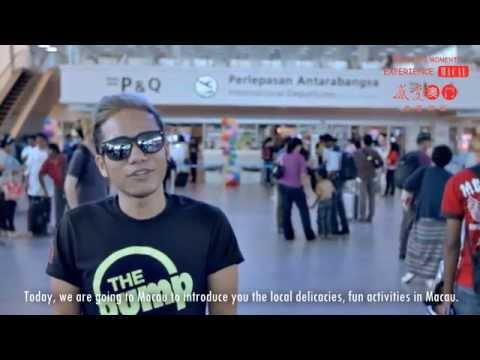 Steven Goh Discover Today's Macau  - Episode 1