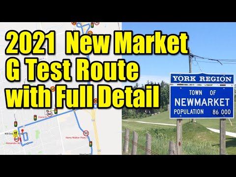 Newmarket Drive Test Centre >> G Road Test Tips Newmarket Ontario 2019 Youtube