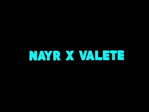 Download Nayr Faquirá c/ Valete - Não Penses Nisso (Lyric Video)