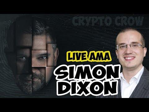 Live AMA With Simon Dixon - Bitcoin Talk - BTC Price  👥